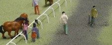 Goodwood Scenics - Horse Racing Fence - Pack of 4 OO/HO Gauge Scenery NEW