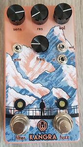 Walrus Audio Kangra - Filter Fuzz Guitar Effects Pedal