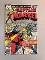 Captain Marvel 62 Final Issue 1979 Marvel Comics FN-