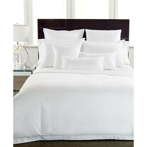 Hotel Collection 400 Thread Count Cotton King Sham, White