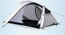 Lightweight 2 Man Tent - True 2 Person - Backpacking, Camping Tent- GREY 2.75kg