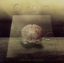 Alarum-natural causes CD (willowtip, 2011) * progressive death metal