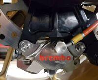 Active Rear Caliper Support Brembo Supersport 2P Standard Rotor Z1000/Ninja 1000