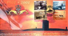 2001 Submarines - Steven Scott (Red) Official
