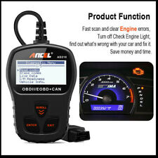 Automotive Car OBD2 Code Reader Scanner Check Engine Fault Diagnostic Scan Tool