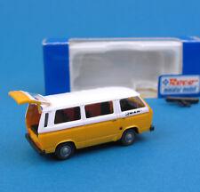 Roco H0 1411 VW T3 Bus M+A+N Bulli MAN HO 1:87 OVP Volkswagen