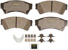 Disc Brake Pad Set-Total Solution Ceramic Brake Pads Front Monroe CX1164