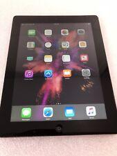 Apple iPad 4th Gen. 64GB, Wi-Fi + Cellular (AT&T), 9.7in - Black