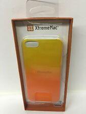 XtremeMac IPP-MFN-93 Microshield Fade Case for iPhone 5/5s - Yellow/Tangerine