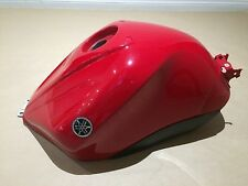 2003-2005 R6 & 2006-2009 R6S Yamaha YZF Gas Tank Fuel Petro Container OEM Red