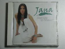 Stairway to Heaven by Jana CD 2002 Radikal Single R&B & Soul Electronic Electro