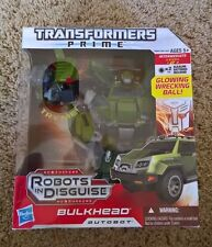 Transformers Prime - Bulkhead - Voyager Figure - OPENED - EXCELLENT CONDITION