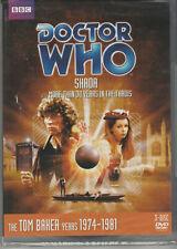 Doctor Who Shada 3 dvd set Tom Baker Years story 109 - episode Original release