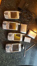 (For Parts) Four Palm Treo 650 Verizon Wireless Cell Phone