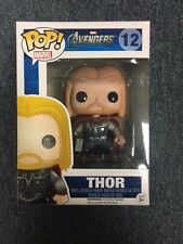Funko Pop Marvel Avengers Thor #12 Vaulted Mint Condition
