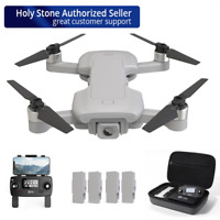 Holy Stone HS510 Foldable RC Drone 4K HD WiFi Camera GPS FPV Brushless Quad Case