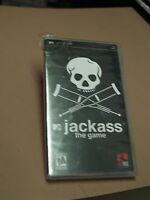 Jackass: The Game (Sony PSP, 2007) - European Version