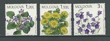 Moldova 2009 Michel Nr. 655 - 657  MNH **.
