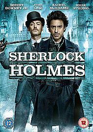Sherlock Holmes (DVD, 2010) SUPERFAST Dispatch
