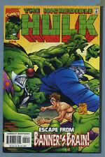 Incredible Hulk #20 2000 Ron Garney Marvel Comics