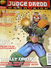 JUDGE DREDD THE MEGAZINE - Series 3 - No 1 - Date 07/1995 - UK Comic
