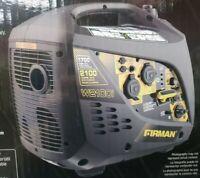 Firman W01784 Power Inverter 2100/1700W w/ Recoil Start