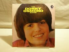 "Donny Osmond ""The Donny Osmond Album"" Vinyl Album Very Good Condition"