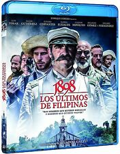 1898 Los Ultimos de Filipinas - Our Last Men in the Philippines **Blu Ray B**