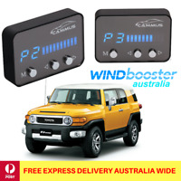 Windbooster Throttle Controller to suit Toyota FJ Cruiser from 2006 Onwards
