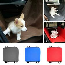 WATERPROOF AAUTO CAR SEAT COVER REAR PET DOG PROTECTOR TRAVEL HAMMOCK MAT PAD