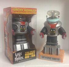 Funko LOST IN SPACE B-9 ROBOT WACKY WOBBLER BOBBLEHEAD Mint in the Box!