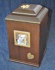 Urne, Tierurne f. Hund od. Katze, Handarbeit verschiedene Größen