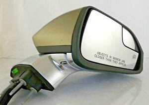 Genuine OEM Power Mirror Passenger 13-15 Lincoln MKZ Heat Signal  DP5Z17682D