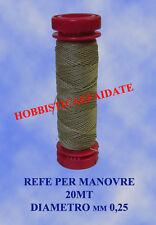 AMATI REFE CHIARA mm 0,25 art 4124//25 accessori modellismo