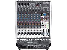 BEHRINGER X1622USB MIXER 16 INGRESSI CON USB ED EFFETTI PER VOCE A 24 BIT