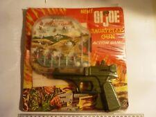 HASBRO 1967 GI-JOE-HASSENFELD-BROS-PIN-BALL-GAME-BAGATELLA GUN NEW SIGILLATO
