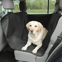 Car Rear Back Seat Cover Pet Dog Cat Protector Waterproof Hammock Mat Seatbelt