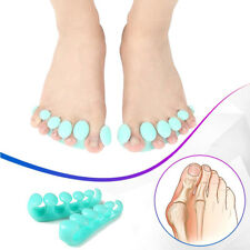 2017 NEW Toe Separators and Stretchers for Yoga Foot Bunion Spreader Gel Spacer