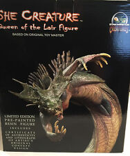 she creature stan winston resin statue signed and numbered horror