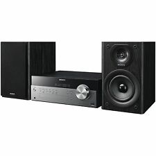 Sony Home Audio Compact and Shelf Stereos