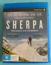 SHERPA BLU-RAY Documentary Mountain Climbing