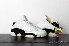 Air Jordan Retro XIII 13 Low White Varsity Maize sz 9.5  | TRUSTED SELLER!