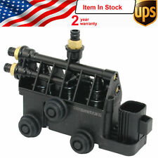 RVH000055 Air Suspension EAS Valve Block REAR for Land Rover Discovery 3 & 4