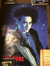 The Cure Disintegration Era Robert Smith Poster 27x39 (1989)