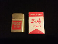 Calvert Storm Master Gold Lighter