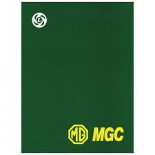 MGC Workshop manual AKD7133