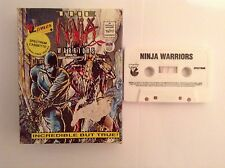 ZX Spectrum - Ninja Warriors by Virgin