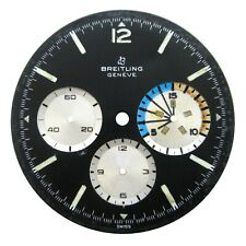 1960's Breitling Co-Pilot Dial AVI 765 Yachting Chronograph Venus 178