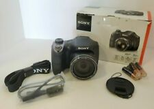 Sony DSC-H300 Cyber-shot Digital Camera 20.1MP CLEAN-COMPLETE | SHIPS TODAY🚀