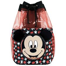 Mickey Mouse Swim Bag | Boys Disney Swimming Bag | Kids Mickey Mouse Backpack